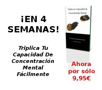 Triplica tu Capacidad de Concentración Mental Fácilmente